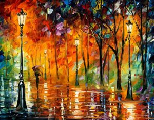 Google Image STORM OF EMOTIONS - AFREMOV by Leonidafremov