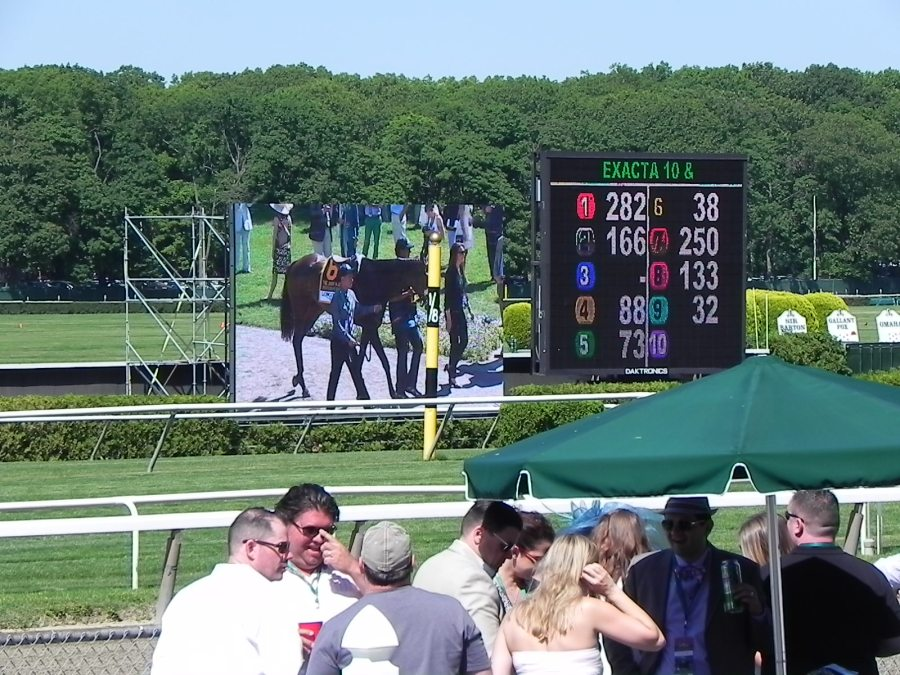 Belmont Stakes 011