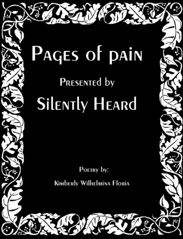 pages of pain cover